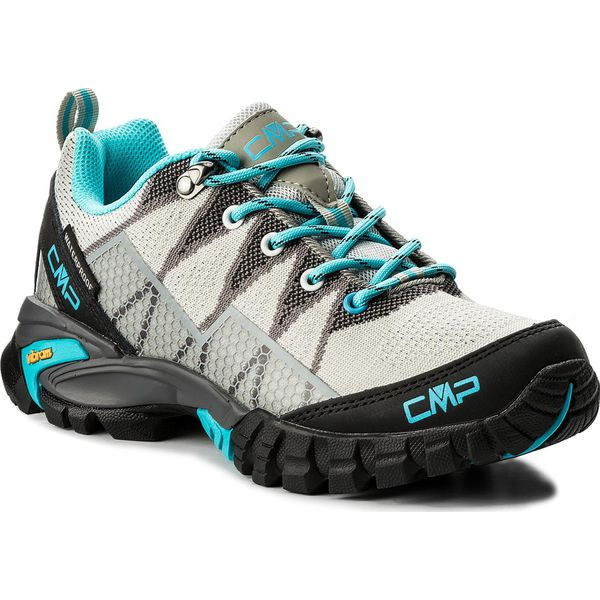 c85cf235 Trekkingi CMP - Tauri Low Wmn Trekking Shoes Wp 38Q9966 Ice A440 ...