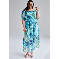 a0aea660d8 Sukienka na lato plus size - Sukienki damskie - Kolekcja wiosna 2019 ...