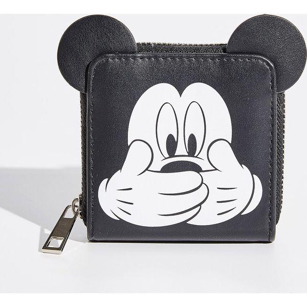 58cd8c67ac84d Portmonetka Mickey Mouse - Czarny - Czarne portfele damskie marki Sinsay. Za  19.99 zł. - Portfele damskie - Akcesoria damskie - Akcesoria - Sklep Radio  ZET