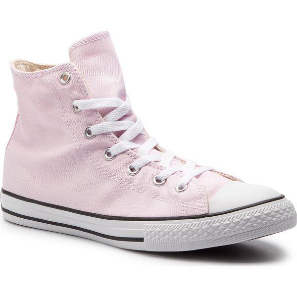 Trampki CONVERSE Ctas Hi 663630C Pink FoamNatural