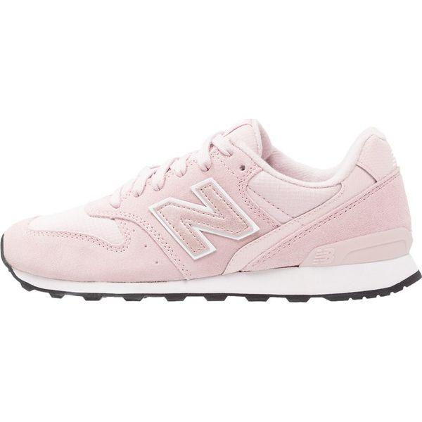 eb4b8eadfeb82 New Balance WR996 Tenisówki i Trampki pink - Czerwone trampki i tenisówki  damskie marki New Balance, z materiału. Za 419.00 zł.