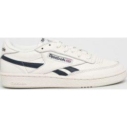 Białe obuwie sportowe damskie Reebok Kolekcja zima 2020