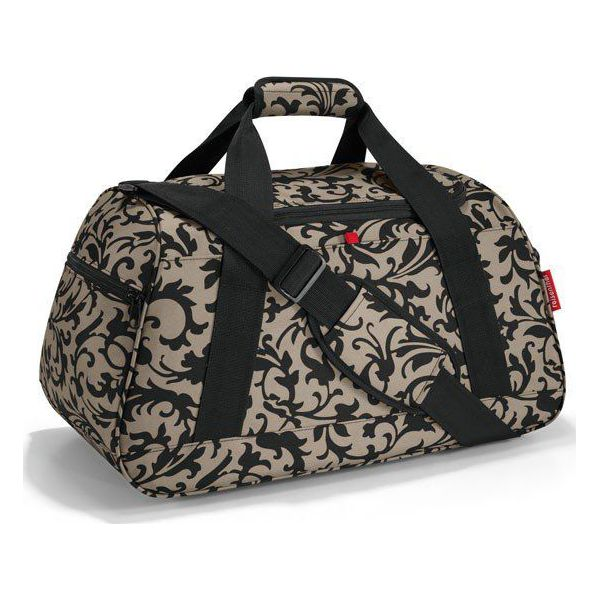 73c23936c36cc Torba Activity Bag Baroque Taupe - Szare torby podróżne damskie ...