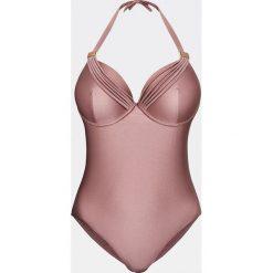 e066a9f314cf23 Jednoczęściowy strój kąpielowy - Różowy. Stroje kąpielowe damskie marki  Reserved. Za 149.99 zł.