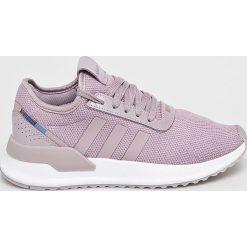Wyprzedaż fioletowe buty adidas Originals, na sznurówki