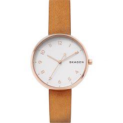 8a6cf68a4bd0e Skagen SIGNATUR Zegarek braun. Zegarki damskie marki Skagen. W wyprzedaży  za 503.20 zł.