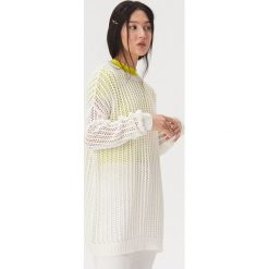 e2d7e369 Sweter tunika - Swetry damskie - Kolekcja lato 2019 - Sklep Radio ZET