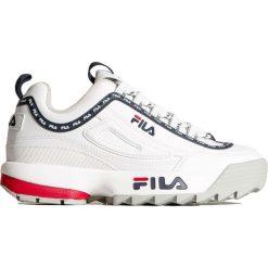 Wyprzedaż białe obuwie damskie Fila Kolekcja zima 2020