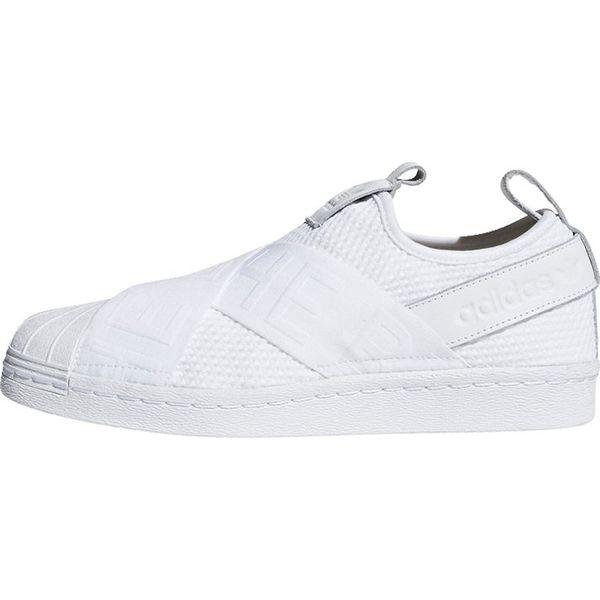 adidas Originals SUPERSTAR SLIP Tenisówki i Trampki white