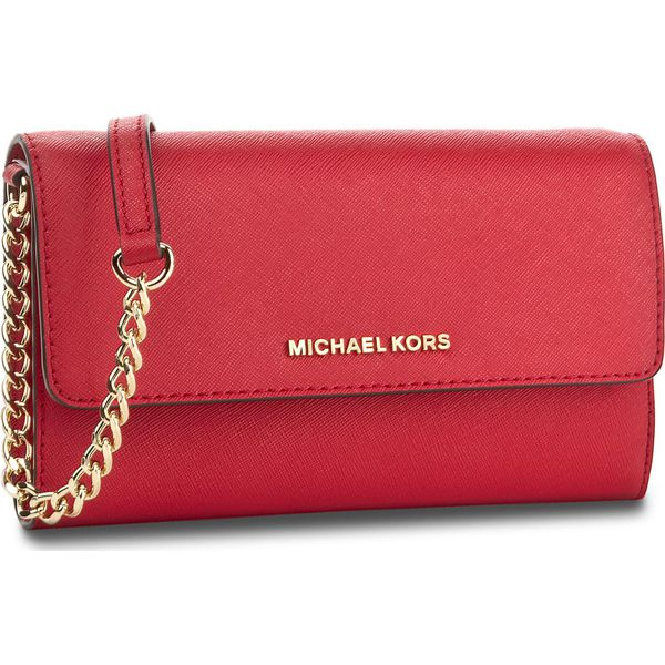 1e4cc8f980afb3 Torebka MICHAEL KORS - Jet Set Travel 32T4GTVC3L Bright Red ...