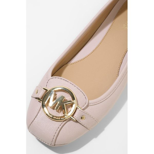c8e9ce70addb0 MICHAEL Michael Kors FULTON MOC Baleriny soft pink - Balerinki ...