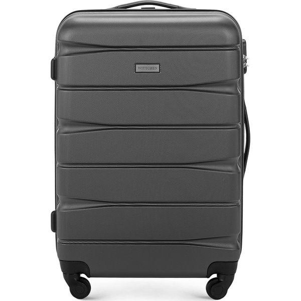 201fecd9b6100 Czerwone walizki damskie ze sklepu Wittchen.com - Kolekcja wiosna 2019 - Sklep  Radio ZET