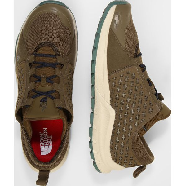aeed2a7aa3b75 The North Face MOUNTAIN Tenisówki i Trampki olive - Zielone buty ...