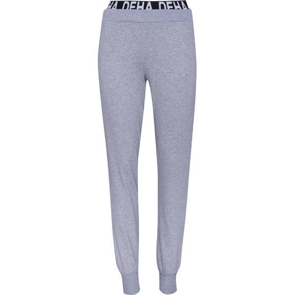 3da6a4f05e Spodnie dresowe DEHA ACTIVE Szary - Spodnie dresowe damskie marki ...