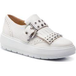Wyprzedaż białe obuwie damskie Kolekcja wiosna 2020