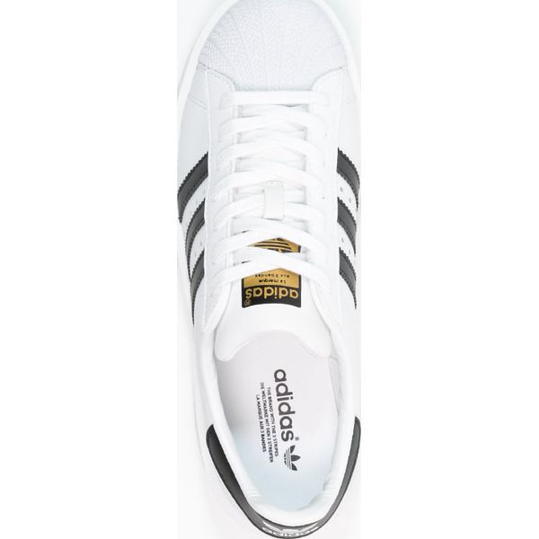 adidas originals superstar tenisówki i trampki white core black gold
