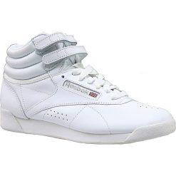Buty sportowe damskie Reebok na rzepy