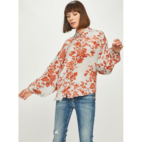 0eea2a791 Pepe Jeans - Koszula Bruna - Koszule damskie marki Pepe Jeans. Za ...