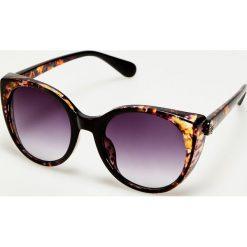 Okulary przeciwsłoneczne damskie Mohito Kolekcja lato 2020