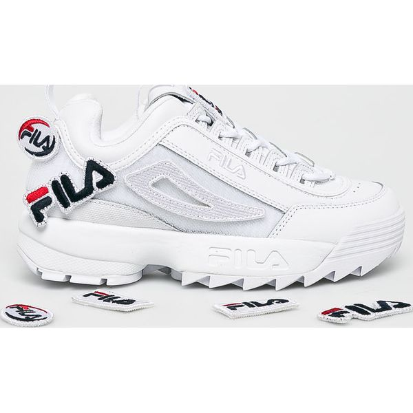 Fila Buty Disruptor II Patches