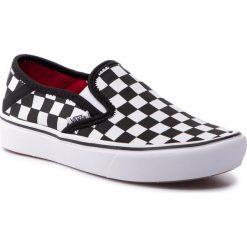Vans ComfyCush Slip Skool Checkerboard Clear
