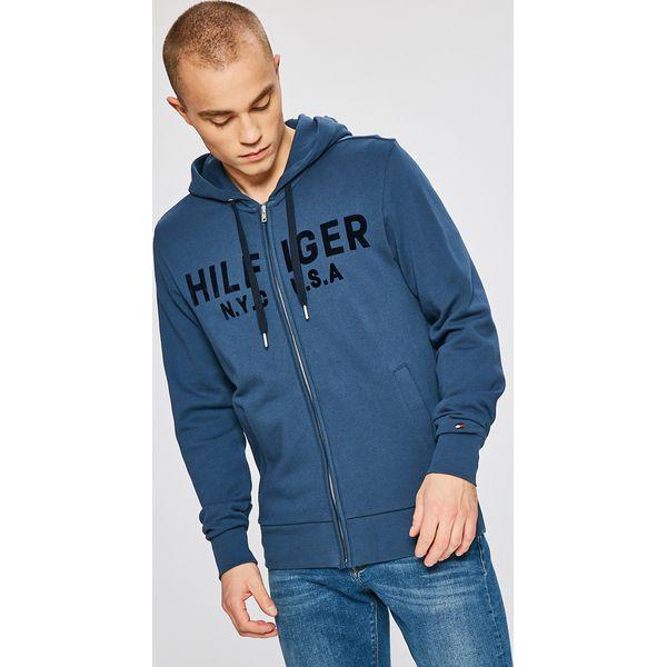 5dc4edd52a45a Tommy Hilfiger - Bluza - Bluzy męskie marki Tommy Hilfiger. W ...
