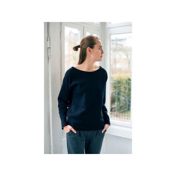 f38d1b6cab3f33 OVAL BLACK bluza oversize - Bluzy damskie marki Gau great as you. Za ...