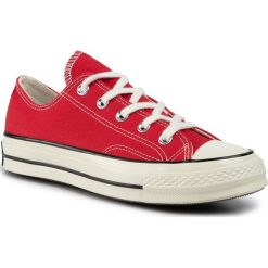 Czerwone obuwie damskie Converse, bez zapięcia Kolekcja