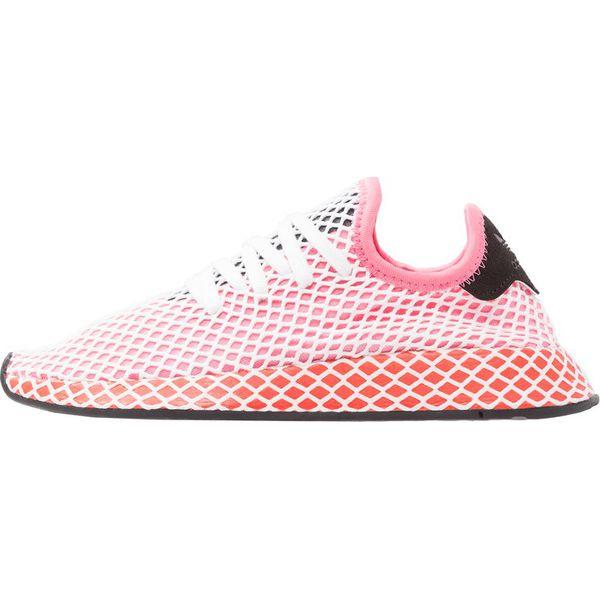 cbe00e7c3 adidas Originals DEERUPT RUNNER Tenisówki i Trampki chalk pink/bold ...