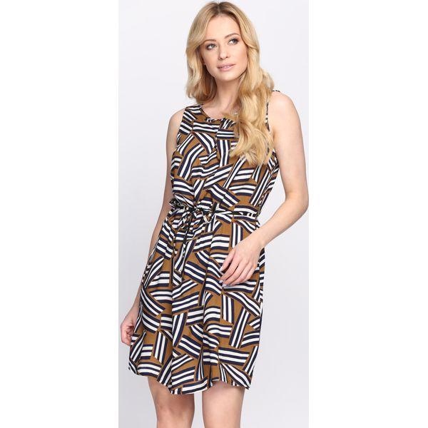 e85e272d801289 Granatowa Sukienka Candy Crush - Niebieskie sukienki damskie marki ...