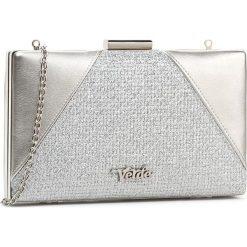 18c7591a437d9 Torebka VERDE - 01-0001069 Silver. Szare torebki do ręki damskie marki  Verde.