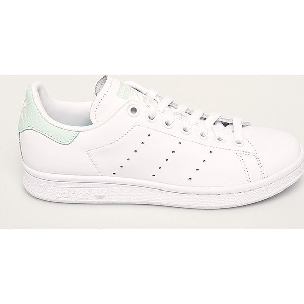 Buty damskie adidas Stan Smith białe skórzane