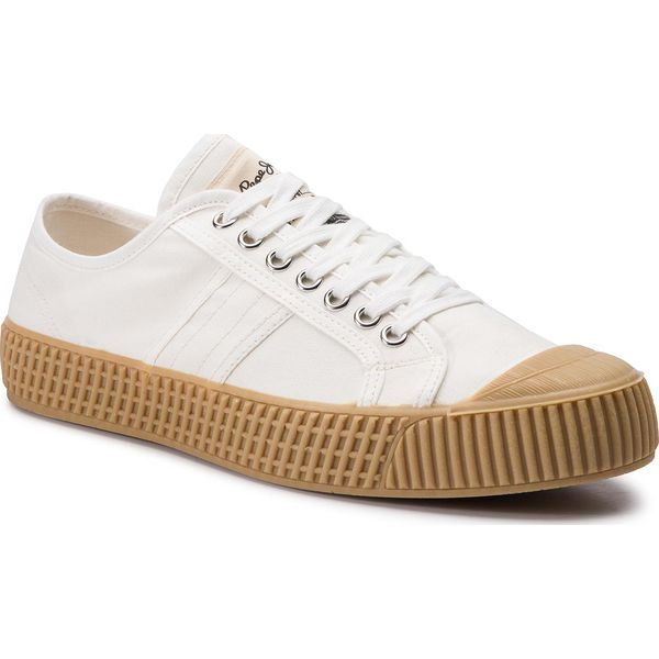 Trampki PEPE JEANS In G Low Man PMS30546 Off White 803