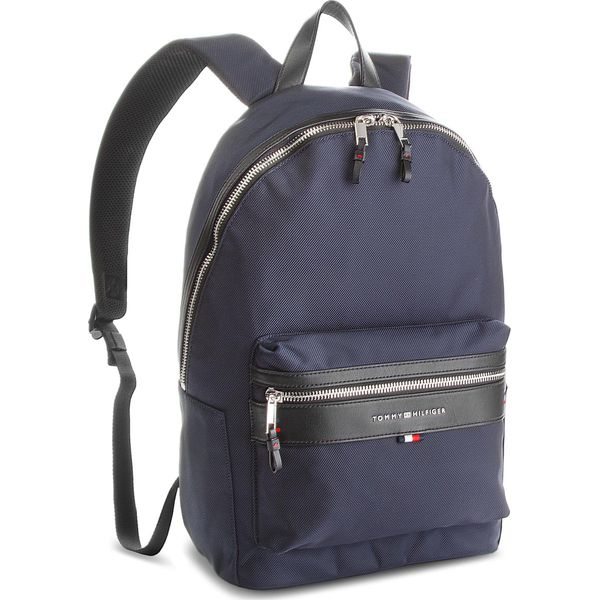 98d08fbe194d05 Plecak TOMMY HILFIGER - Elevated Backpack AM0AM02963 413 - Plecaki ...
