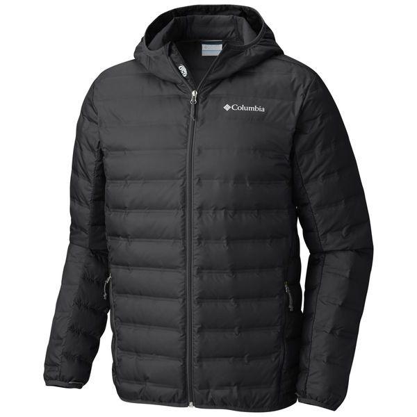 COLUMBIA Kurtka męska Lake 22 Down Hooded Jacket Black S