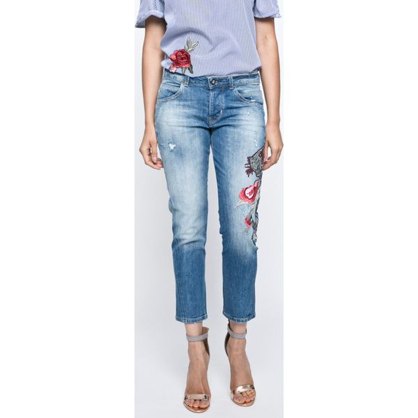 7df2e7cf831cb Guess Jeans - Jeansy Vanille - Jeansy damskie marki Guess Jeans. W ...