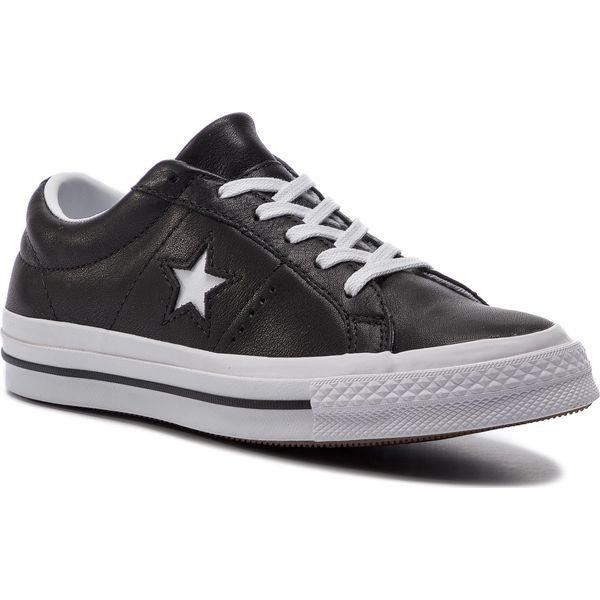 Converse ONE STAR Tenisówki i Trampki blackgoldegret