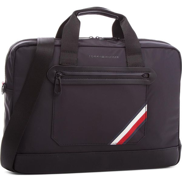 056cf2365b10c Torba na laptopa TOMMY HILFIGER - Easy Nylon Computer AW0AM003600 ...