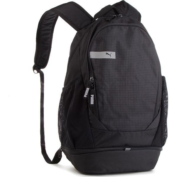 45f9e6b904f1a Plecak PUMA - Vibe Backpack 075491 01 Puma Black - Czarne plecaki damskie  marki Puma