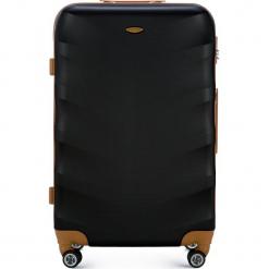 81ed5ce0a425c Brązowe walizki damskie marki Wittchen, duże - Kolekcja lato 2019 ...