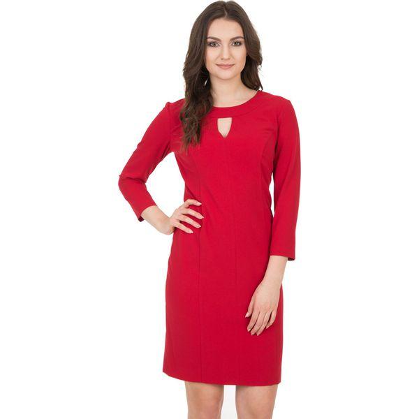 6f01ddcde6 Sukienki damskie marki BIALCON - Kolekcja zima 2019 - Sklep Radio ZET