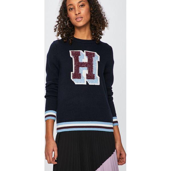 a05db50db1f99 Tommy Hilfiger - Sweter - Swetry nierozpinane damskie marki Tommy ...