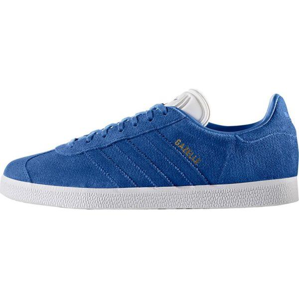 Buty adidas Originals Gazelle M BZ0028 niebieskie