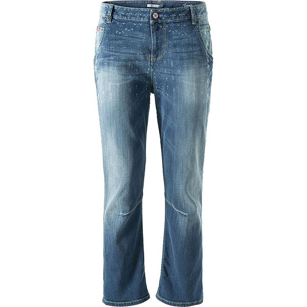 Spodnie Girlfriend MY TWIN Denim Blue
