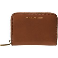deb4bf757bc1a Polo Ralph Lauren AMY ZIP WALLET Portfel saddle. Portfele damskie marki Polo  Ralph Lauren.