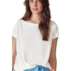 ab5d673ccc Bluzka w kolorze białym. Bluzki damskie marki Tatuum. W wyprzedaży za 79.95  zł.