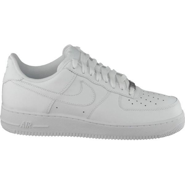 86bc2ece Nike Air Force 1 315122-111 - Białe buty sportowe męskie Nike, z ...