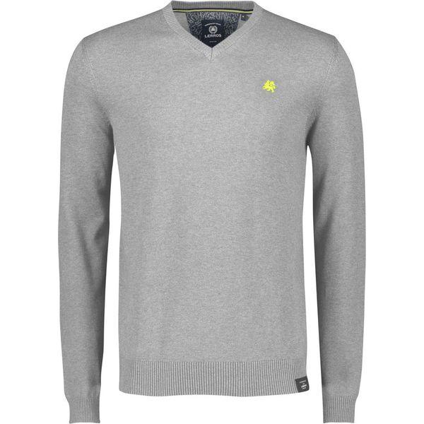 Lerros sweter męski 29D5100 XL szary
