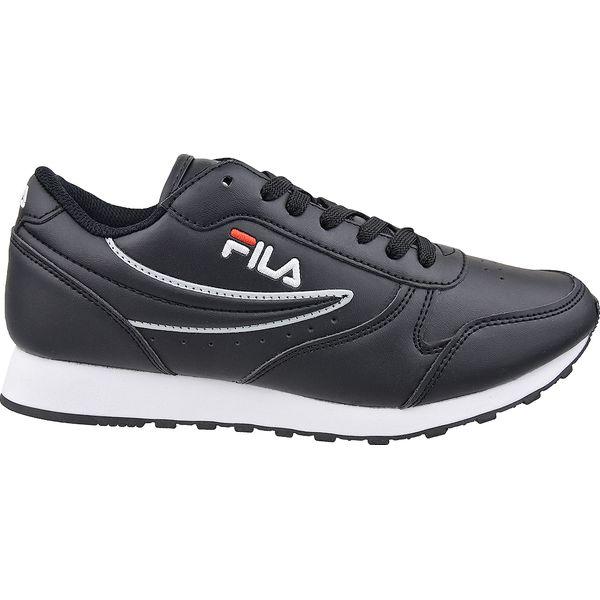 Fila Orbit Low Wmn 1010308 25Y buty sneakers, buty sportowe damskie czarne 40