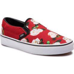 Wyprzedaż czerwone buty Vans Kolekcja wiosna 2020